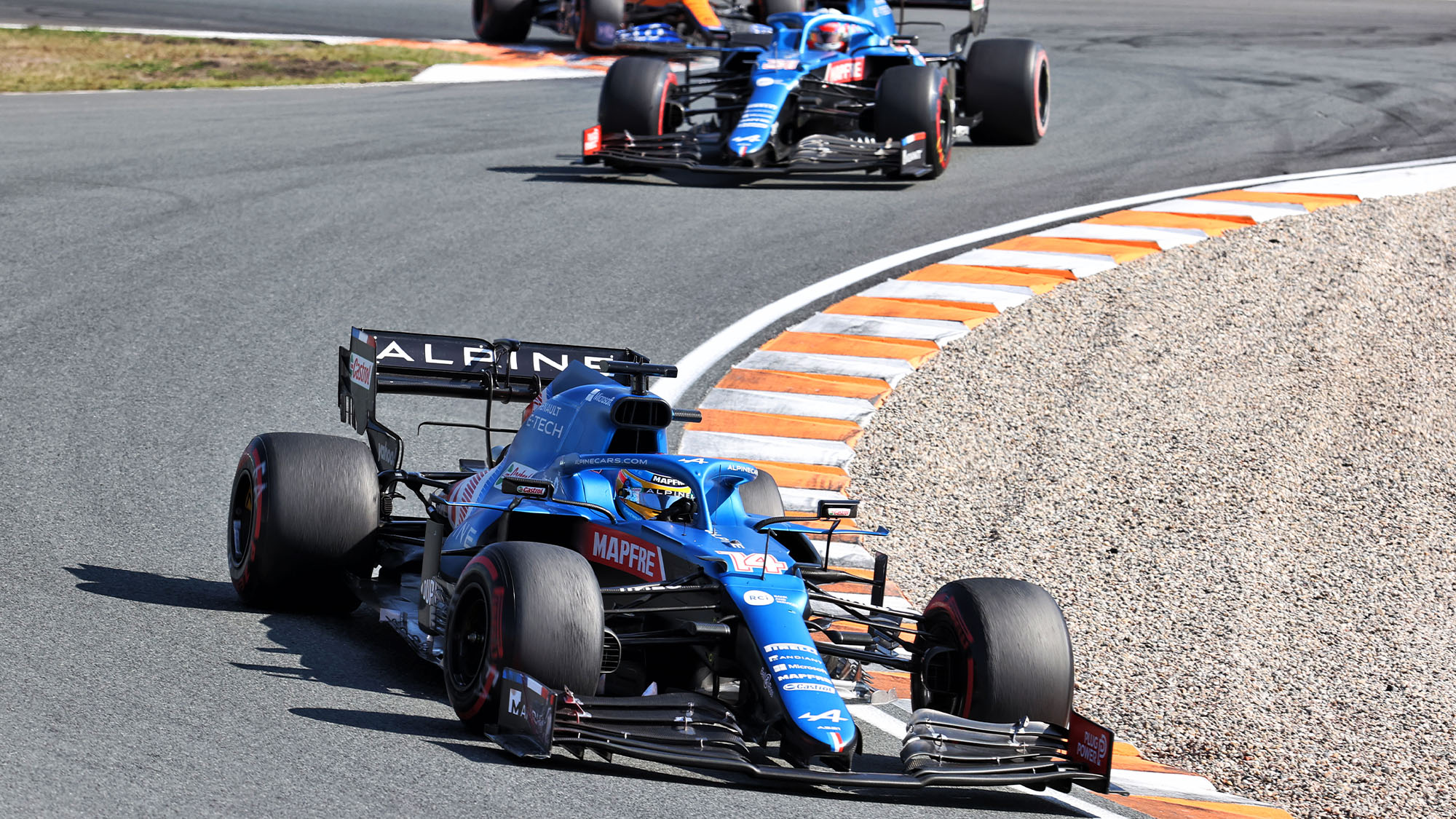 Alonso line