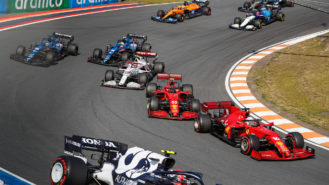 F1 drivers on Zandvoort: 'This should be the future of circuits'