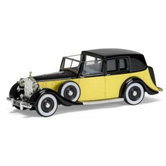 Product image for 1/36 James Bond   Rolls Royce Sedance De Ville   'Goldfinger'