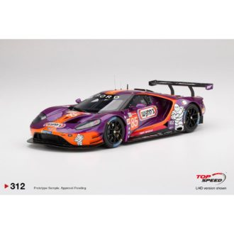 Product image for 1/18 Ford GT LMGTE Am No.85 2019 24H of Le Mans