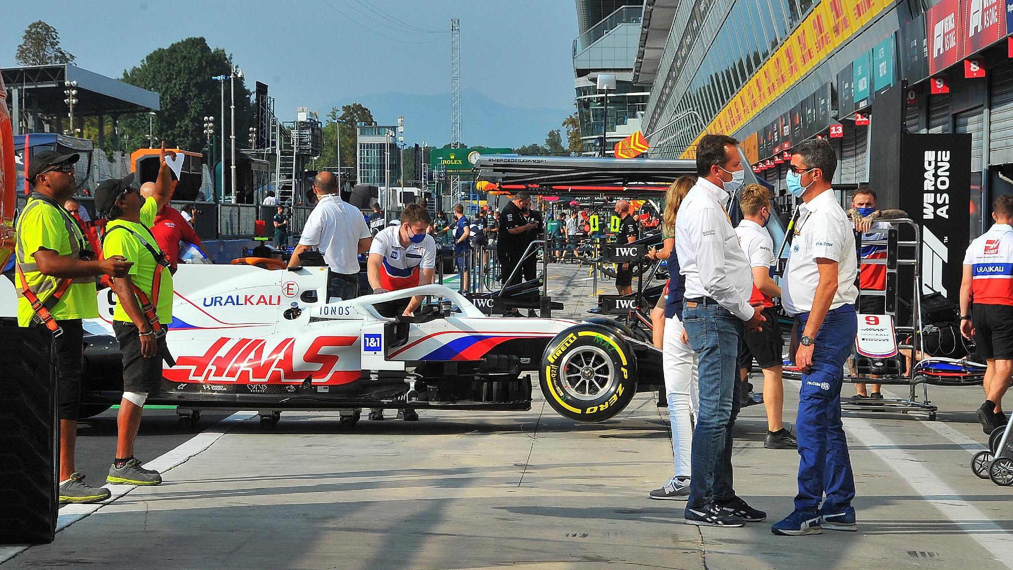 2021 Italian GP Thursday