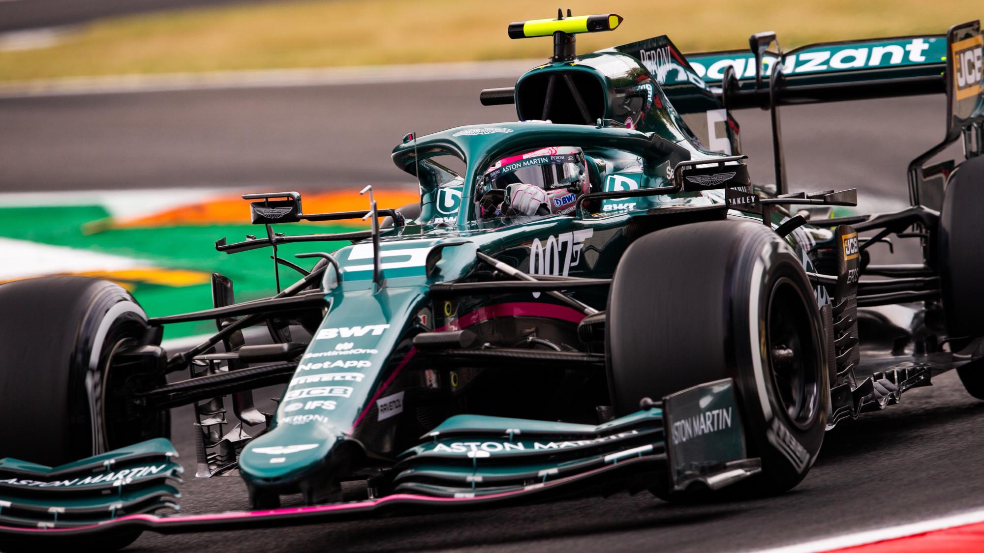 Sebastian Vettel, Q2