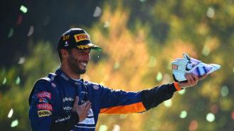 Ricciardo ends McLaren F1 drought as Hamilton & Verstappen crash out: 2021 Italian GP report