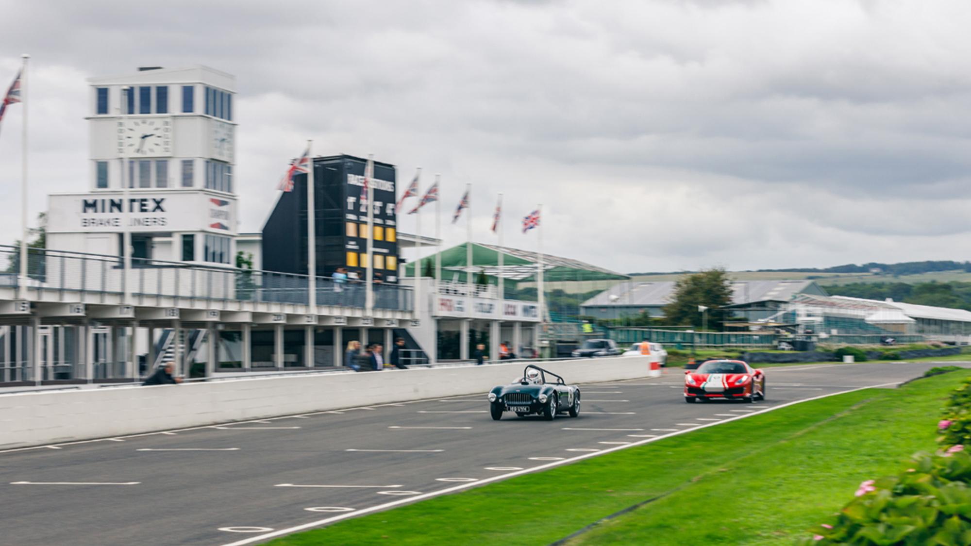 2021 Motor Sport track day Ferrari 458 Speciale