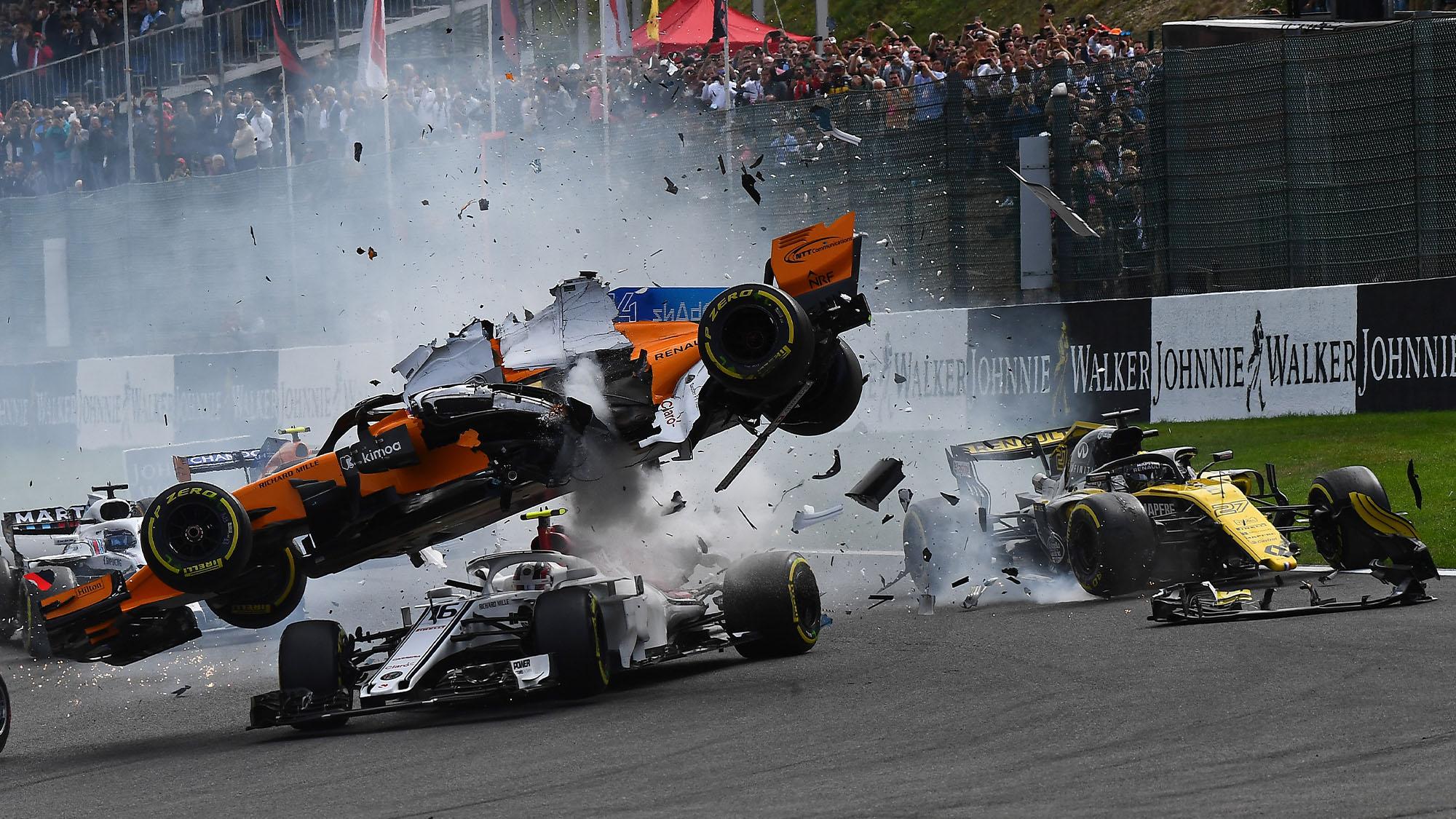 Leclerc Alonso