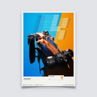 Product image for McLAREN FORMULA 1 TEAM - LANDO NORRIS - 2021 | Limited Edition | Automobilist