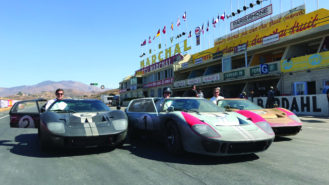 Building Le Mans in California: behind the scenes of Ford v Ferrari