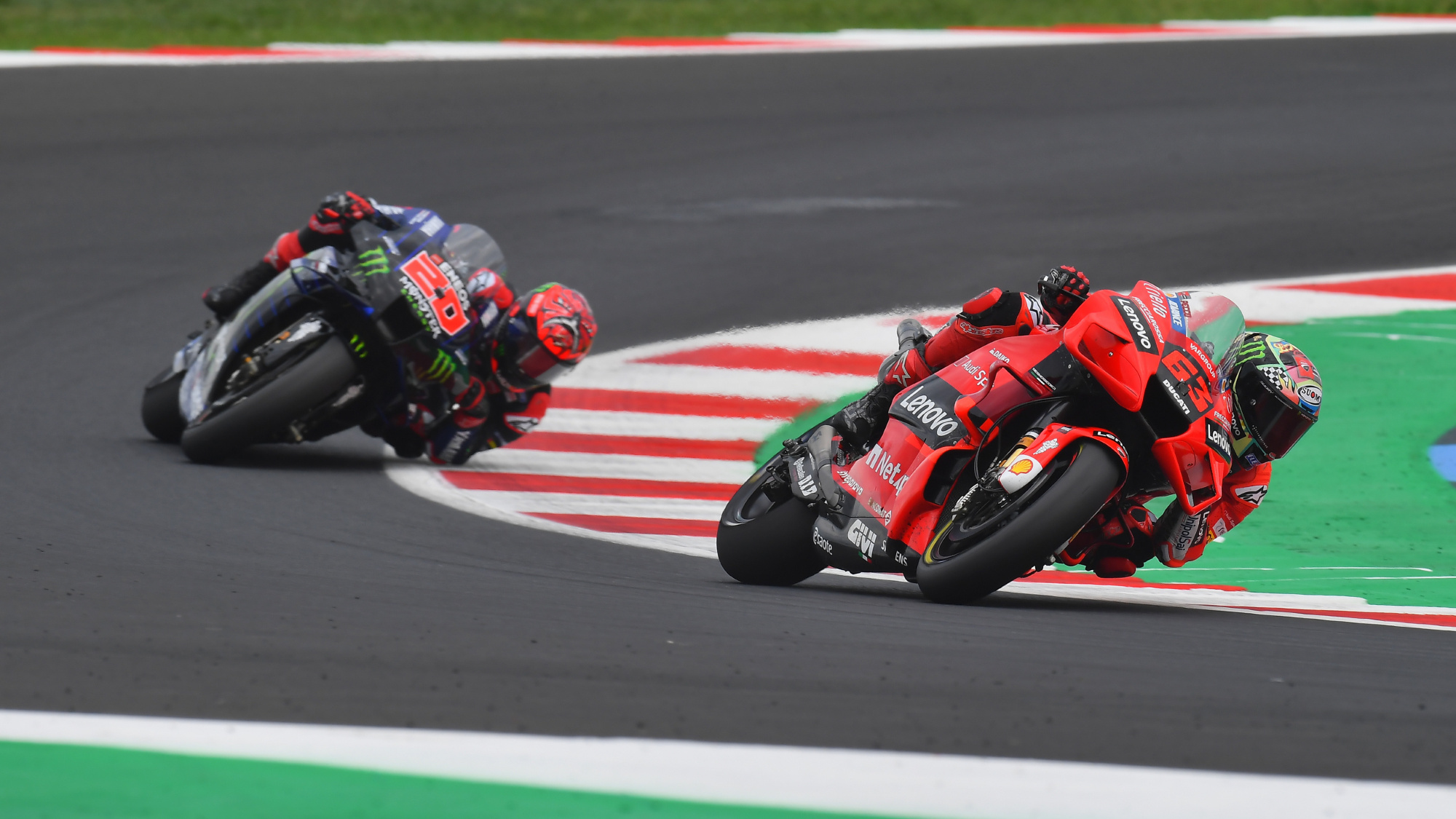 Pecco Bagnaia, 2021 Misano MotoGP