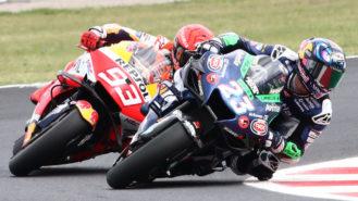 Bastianini: the next MotoGP emperor of the elbow?