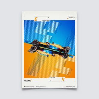 Product image for McLAREN FORMULA 1 TEAM - 2021 SEASON | Limited Edition | Automobilist