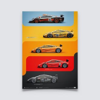 Product image for McLAREN F1 GTR - FAMILY | Collector's Edition | Automobilist