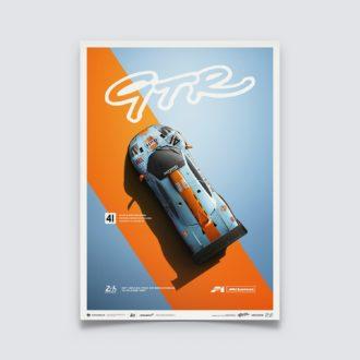 Product image for McLAREN F1 GTR - Gulf Team Davidoff McLAREN - 1997 | Limited Edition | Automobilist
