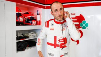 Robert Kubica's 'final F1 fling' was a reminder of his robbed potential