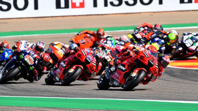 What part will Michelin play in the MotoGP title race?