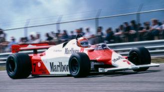 John Barnard remembers his McLaren MP4/1 eureka moment