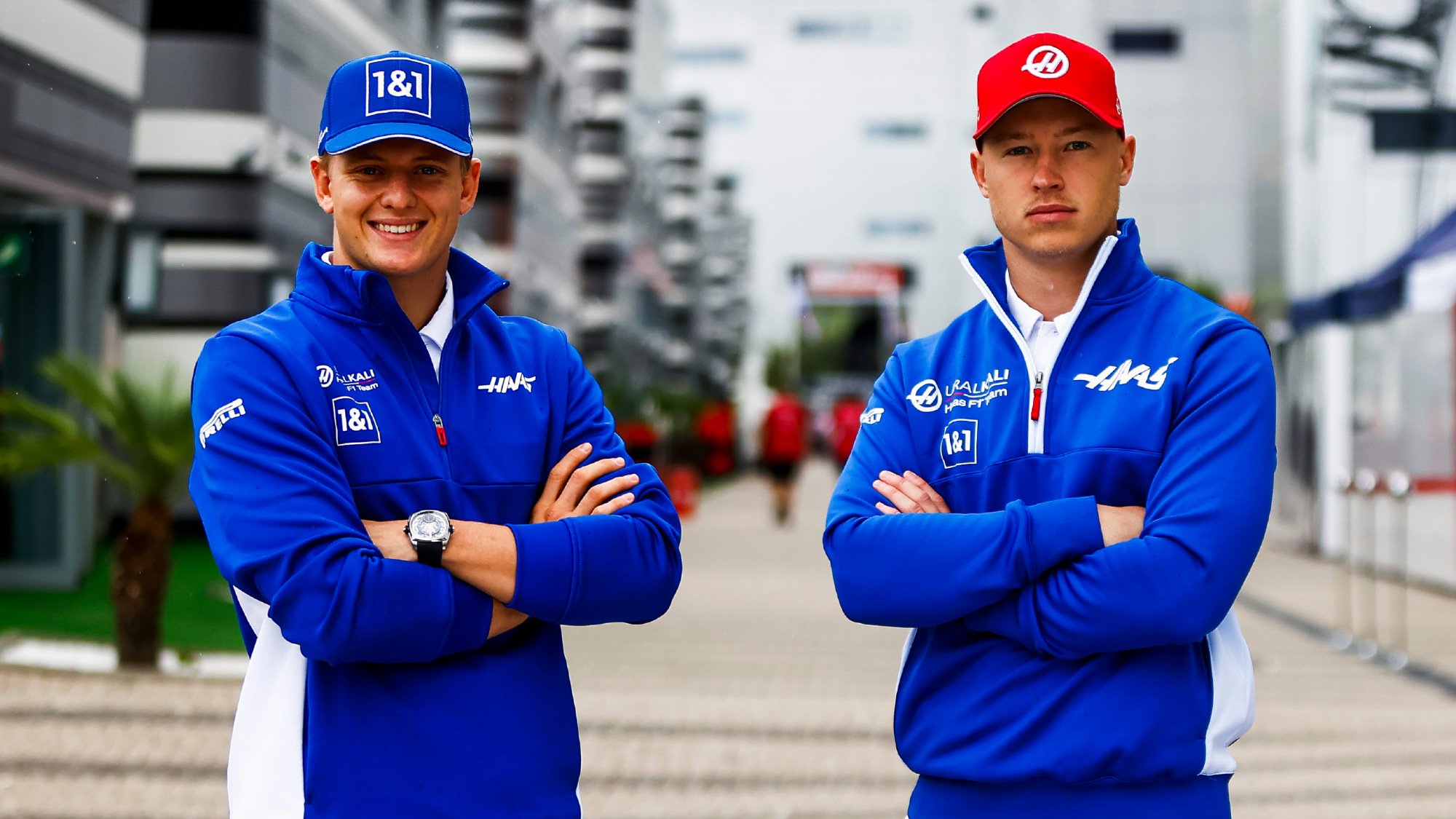 Haas 2022 driver line-up