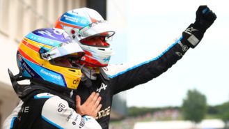 Alonso: Alpine not yet ready to fight for F1 podiums