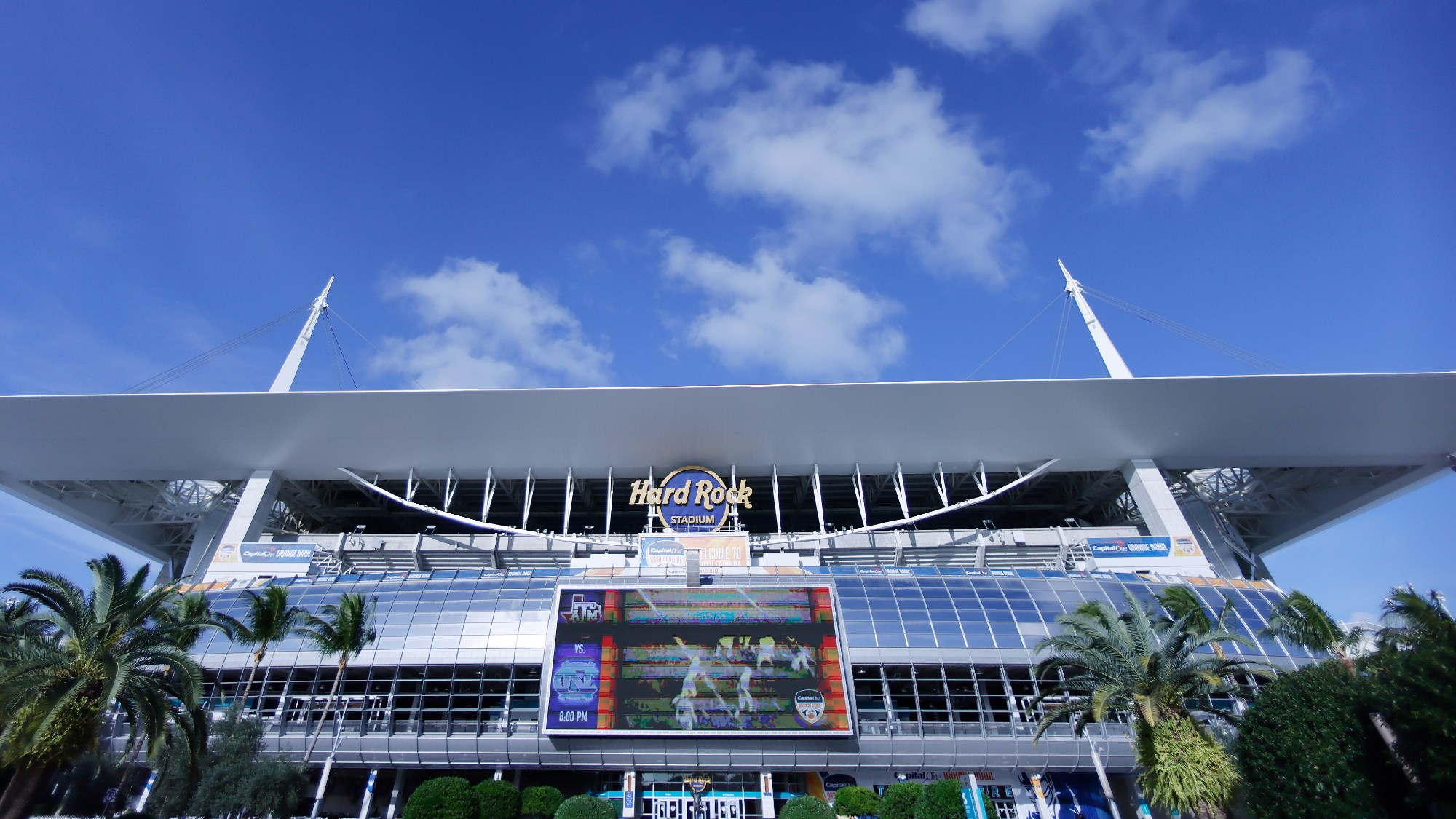 Miami, Hard Rock Stadium F1 2022
