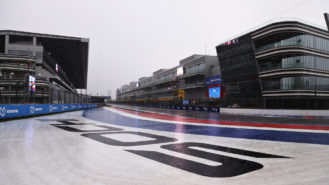 FP3 abandoned due to torrential rain: 2021 Russian Grand Prix practice round-up