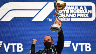 Lewis Hamilton becomes first driver in history to win 100GPs