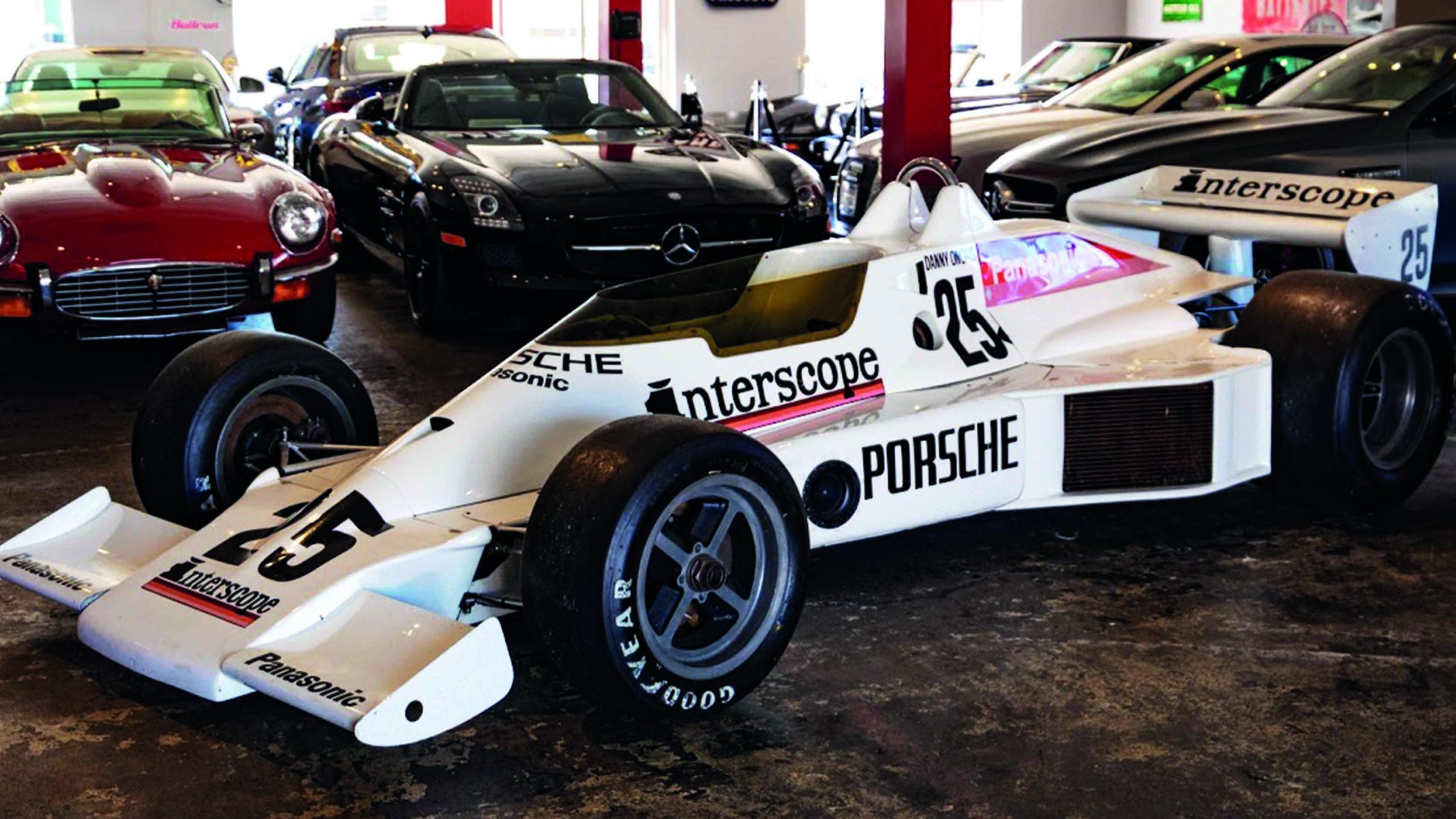 1980 Parnelli Interscope Porsche VPJ6 IndyCar