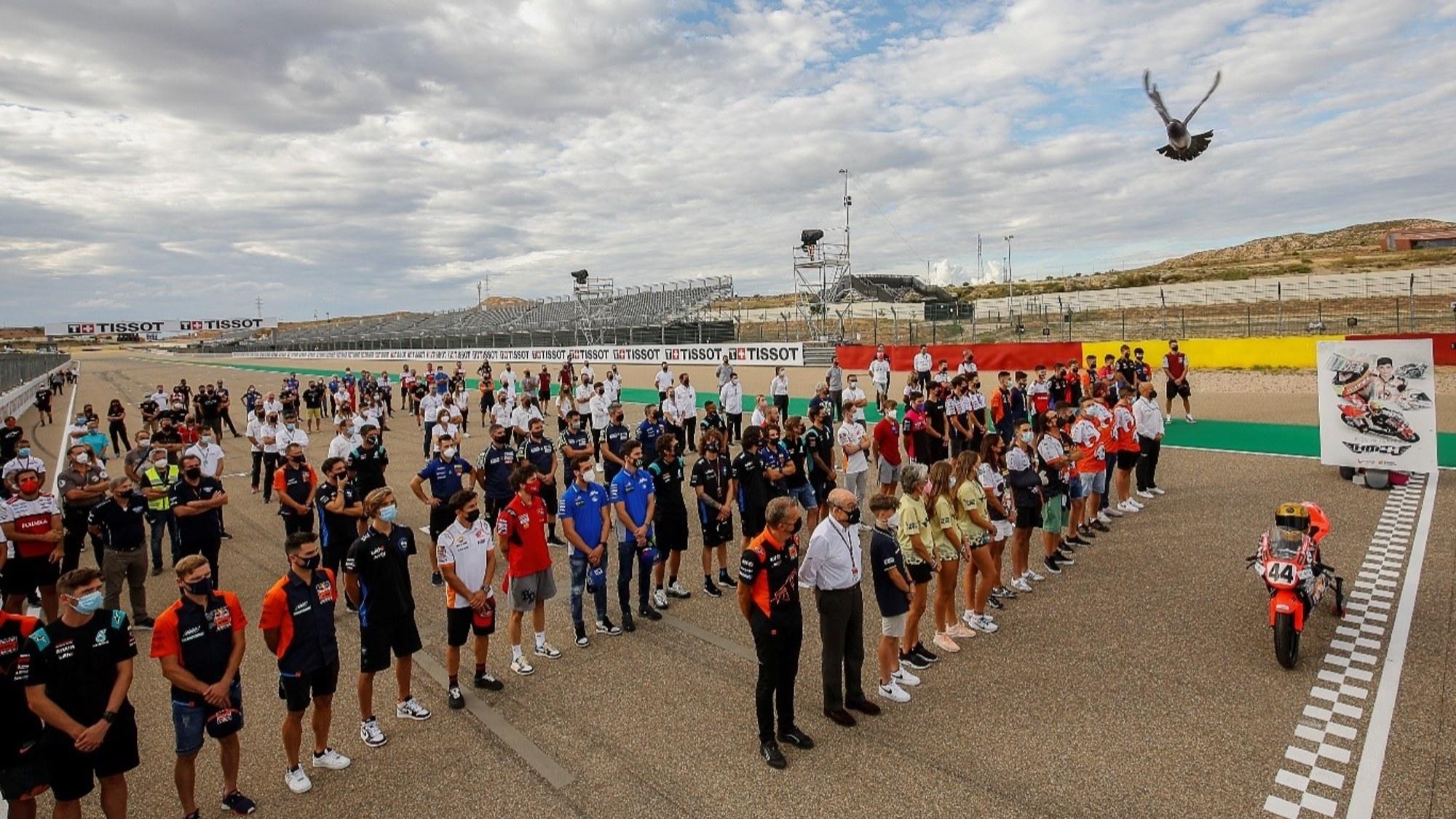 MotoGP 2021, Aragon