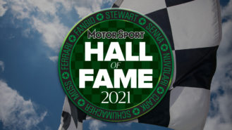 2021 Motor Sport Hall of Fame: Vote Now