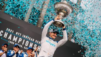 Palou is a deserving winner as IndyCar goes from strength to strength