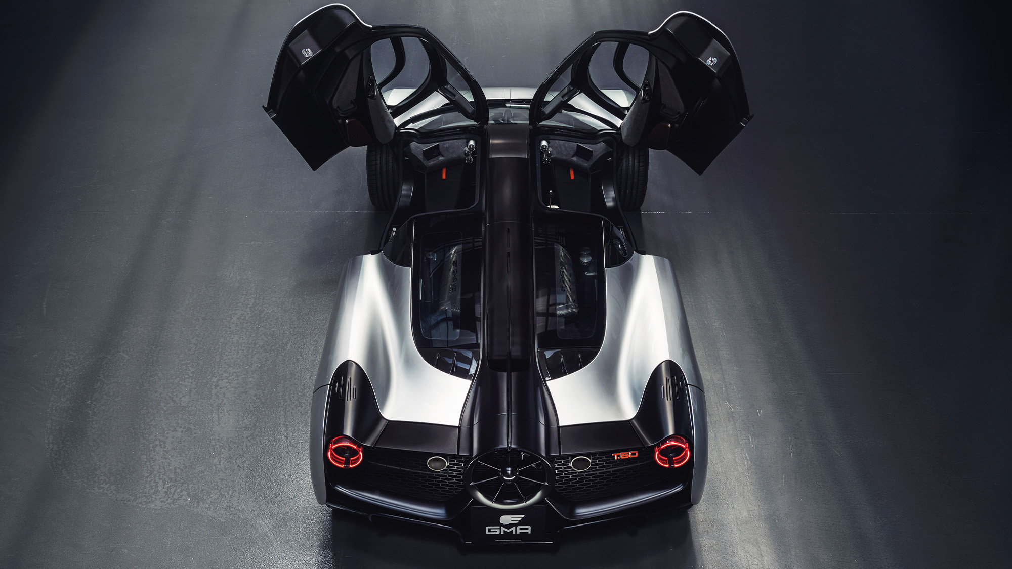 Gordon Murray Design T50 supercar