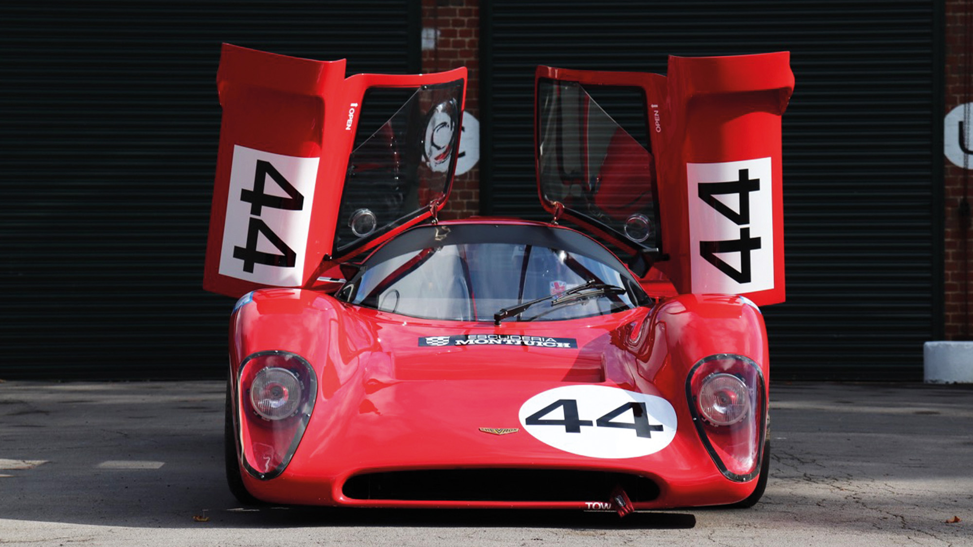 Chevron B16 raced at Le Mans in 1970