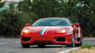 Road-legal Ferrari 360 Challenge… for a little more oomph