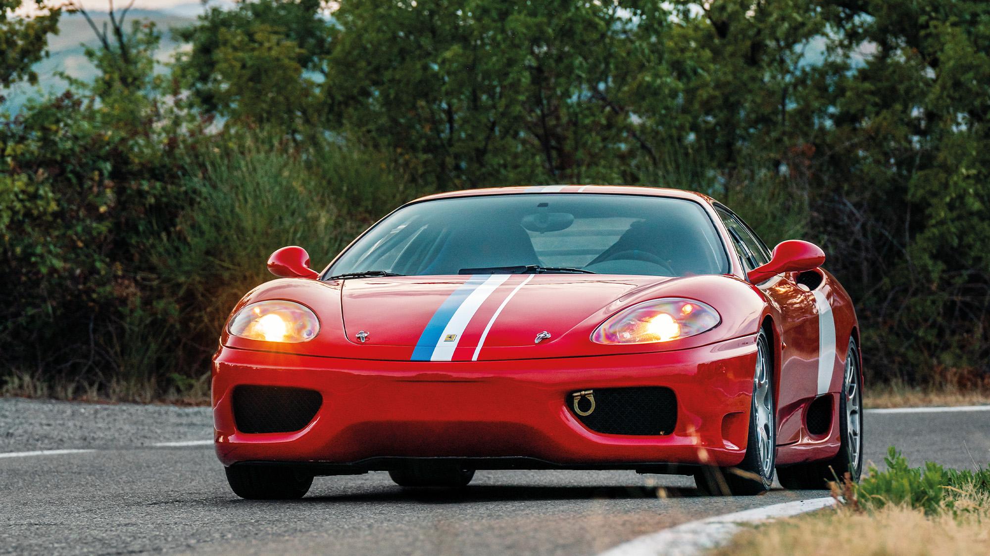 Ferrari 360 Modena front