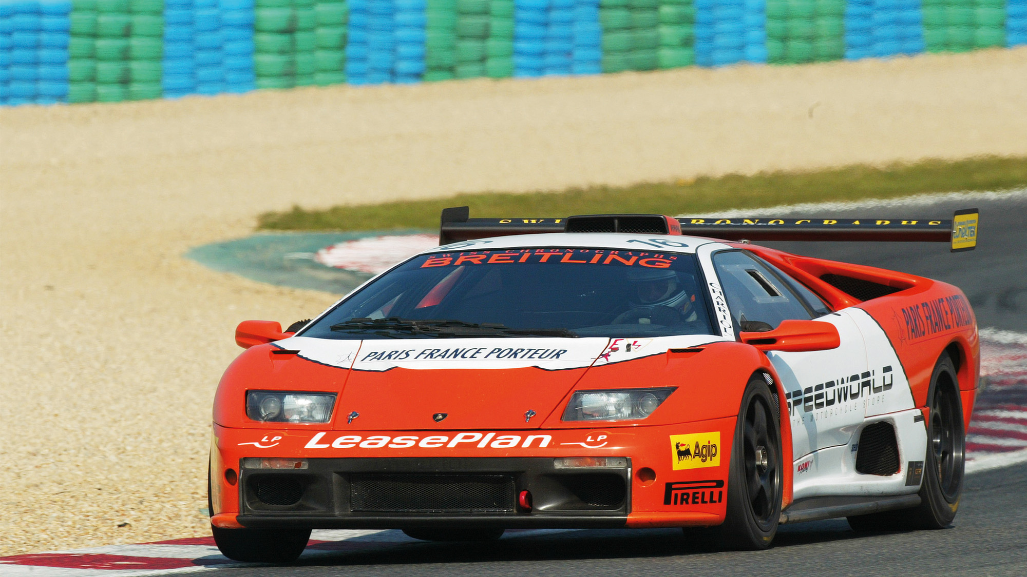 Lamborghini SV-R Super Trophy