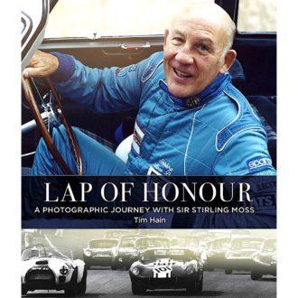 Product image for Lap of Honour   Hardback   Tim Hain