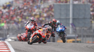Quartararo has one hand on MotoGP title, Márquez proves he will be a threat in 2022