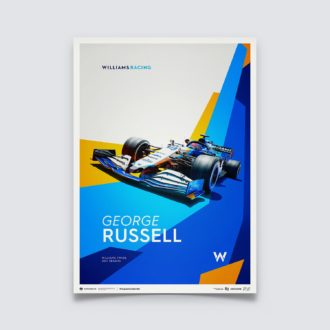 Product image for Williams Racing - George Russell - 2021 | Limited Edition