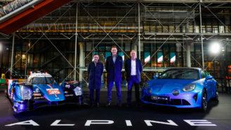 Alpine announces 2024 LMDh Le Mans and WEC entry
