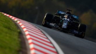 Lewis Hamilton takes new engine and 10-place grid penalty for Turkish GP