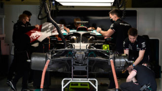 Engine arms race ramps up as F1 development freeze looms