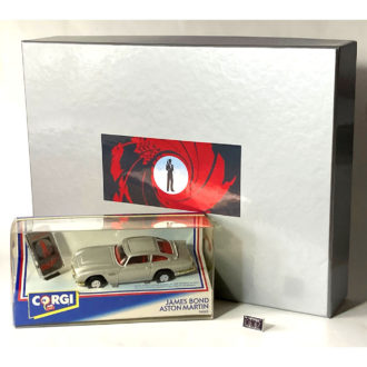 Product image for James Bond 007 | Corgi Aston Martin DB5 | Gift Box