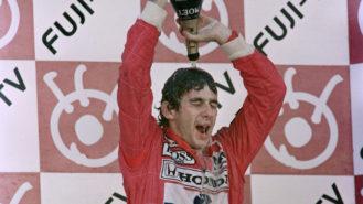 Ayrton Senna: the last V12-powered F1 champion