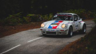 Romain Dumas not giving up on his historic rally dream