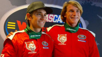 Hunt vs Lauda rivalry reignited with Donington sons' shootout