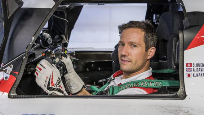 Ogier to pursue Le Mans 'dream' at Toyota Hypercar test