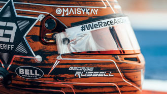 Gallery: 2021 United States Grand Prix special helmets