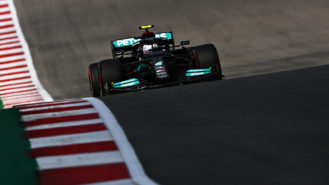 Bottas fastest but facing grid penalty: 2021 United States GP practice round-up
