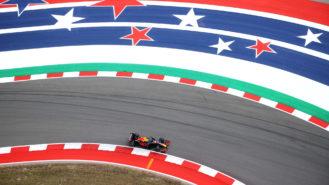 Perez fastest in close COTA fight: 2021 United States GP practice round-up