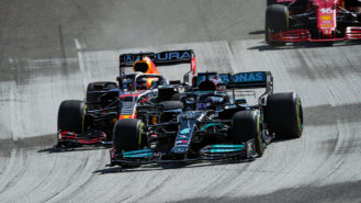 The Hamilton vs Verstappen battle you saw… and what was really going on at the US GP