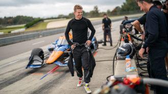 Hülkenberg IndyCar test offers blunt reminder of racing outside 'Hollywood' bubble of F1