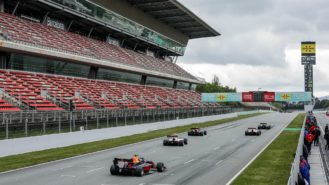 F3 tests aim to put young female drivers on path to F1